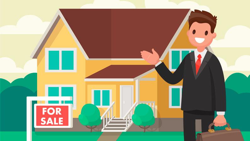 En sikkerhed for salg af bolig